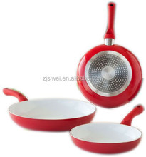 2015 Hot New Products fry pan sets /Aluminum Kitchenware Made in China