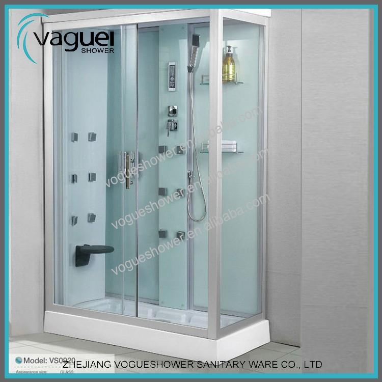Baño Con Ducha Portatil: Ducha Portátil En Interiores Con Luz Blanca–Identificación del