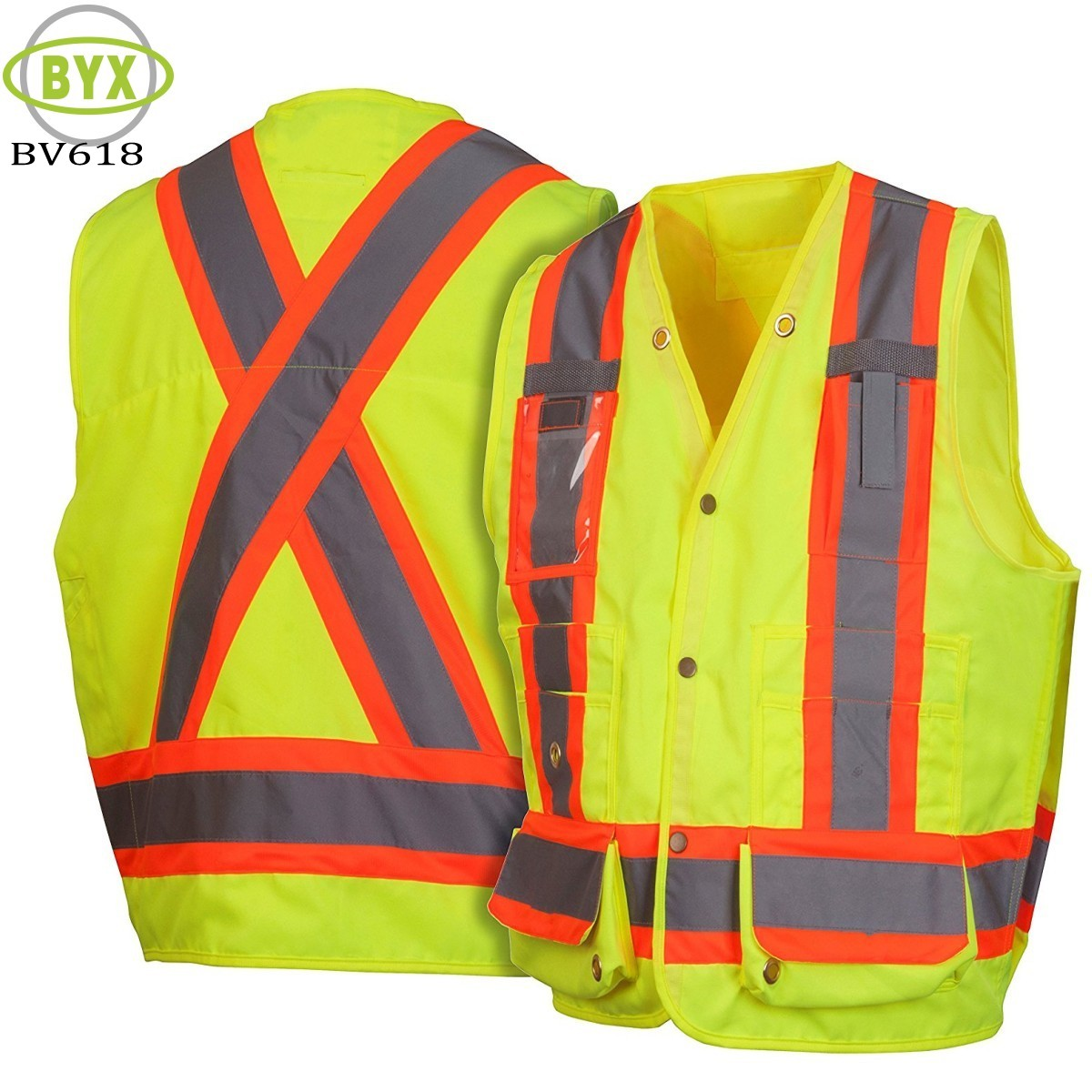 multi pocket work vest mens workwear
