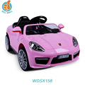 Licensed ride-on toy car, with music and light more function, fashion baby car for kids WDSX1588