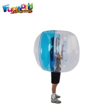 Crazy sport pvc sale ball soccer bubble knocker ball france bubble for game