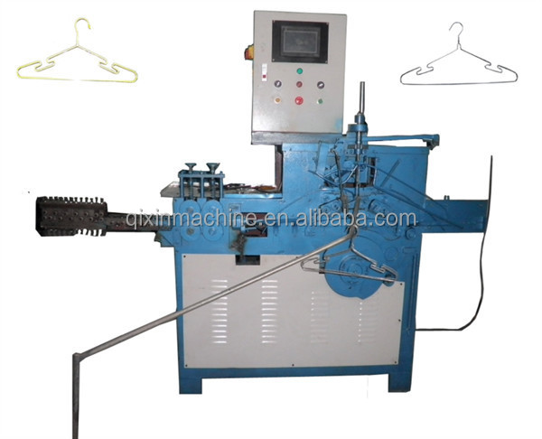 clothes hanger | automatic wire hanger making machine