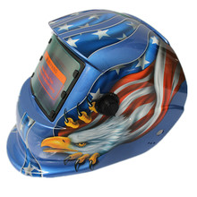 painting art solar animal welding helmet manufacturer