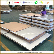 stainless steel sheet 316 tisco brand