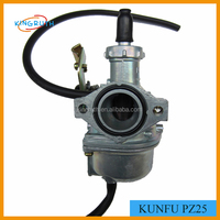 High quality 2015 dirt bike motorcycle kunfu pz 25mm carburetor