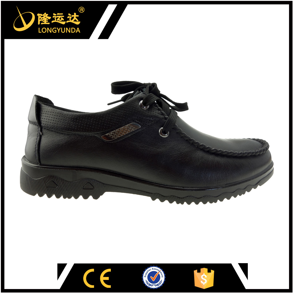 2017 Hot New Products Stylish steel toe safety shoes