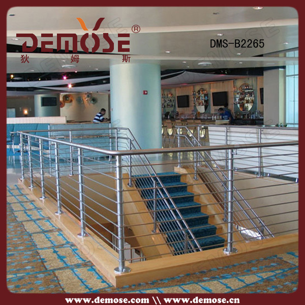 deck steel wire bacony railing balustrade cables canada