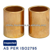 graphite bronze shaft bushing,Powder metallurgy sintered metal parts for power tools
