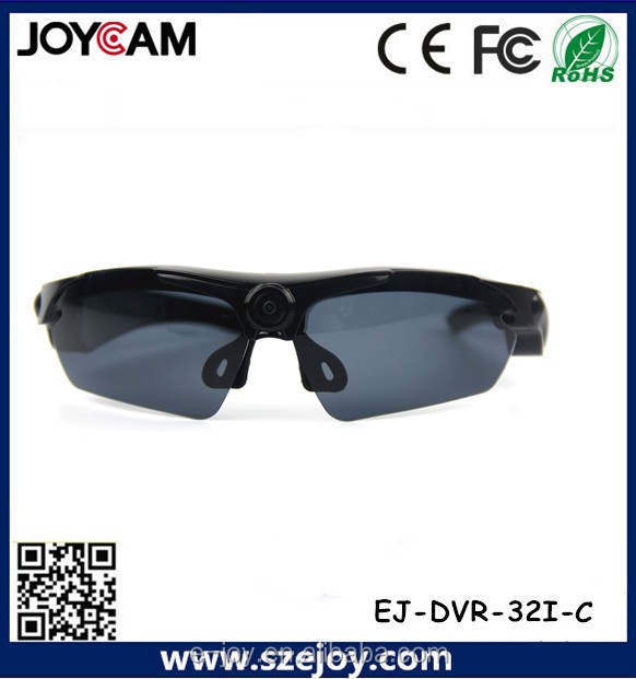 New coming EJ-DVR-32I-C VGA 640*480 sunglasses camera,camera with vga output