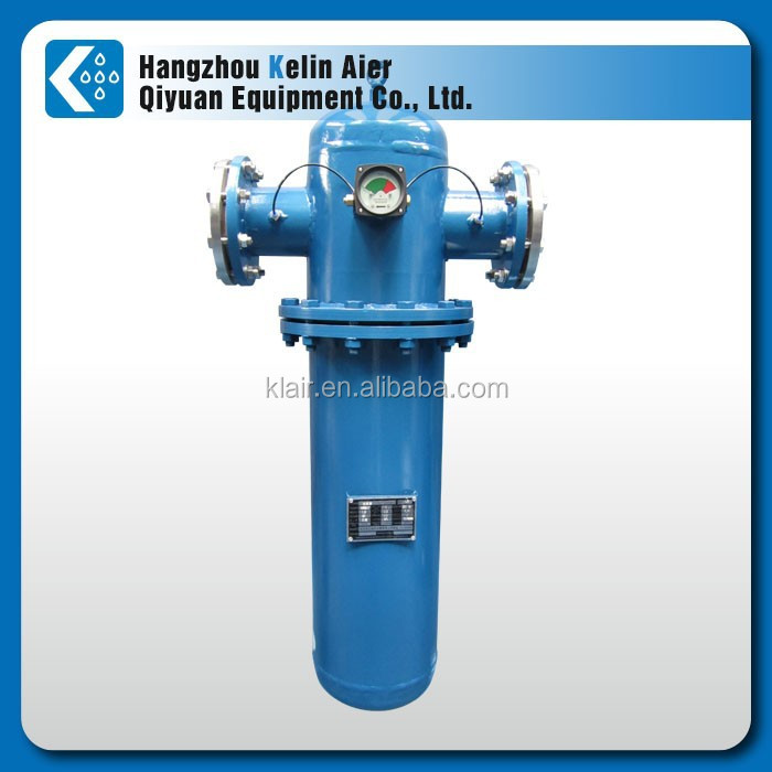 oil filtration unit for compressor