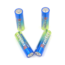 Metal Jacket IEC R6 AA Alkaline Battery