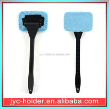 Car window cleaning long handle brush SY023 microfiber flexible duster
