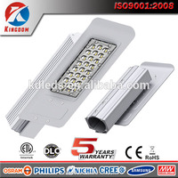 newest CE ROHS IP67 3-5 years warranty led street light pricing