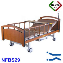 NFBS29 Two positions manual crank bed cheap full size beds for sale