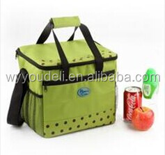 2016 hot sales new design fashion folding solar cooler bag