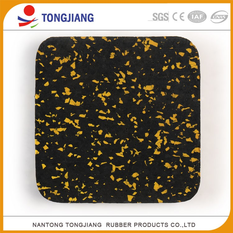 rubber flooring tiles for fitness rooms