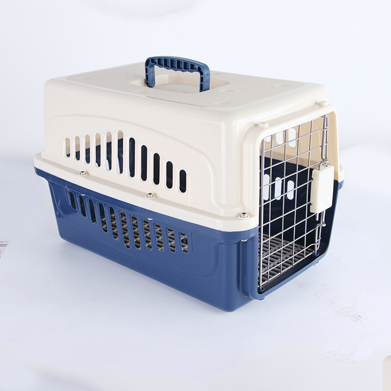 Airline approved breathable six color dog crate, pet cage, dog kennel with low MOQ