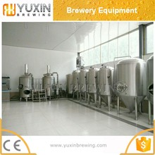 small brewing beer project,300L 500L 1000L pub/bar used brewery equipment for sale