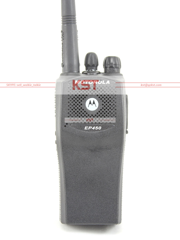 ORIGINAL EP-450 EP450 NO Display and Keypad Two Way Radio