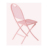 Cheap Outdoor Garden Metal Folding Chair