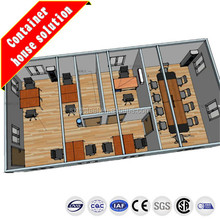 expandable flat pack container houses design