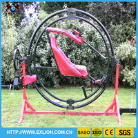 CE/ISO9001 approved factory directly sale amusement rides human gyroscope price