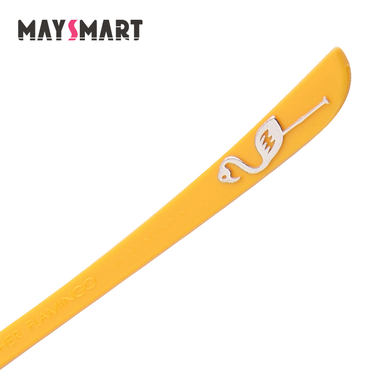Colorful Foldable Plastic Eyebrow Knife Eyebrow Razor