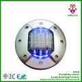 level embedded solar led road marker /level solar road stud