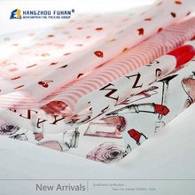 New Technology Unique Design Colorful Christmas Packaging Gift Wrapping Paper