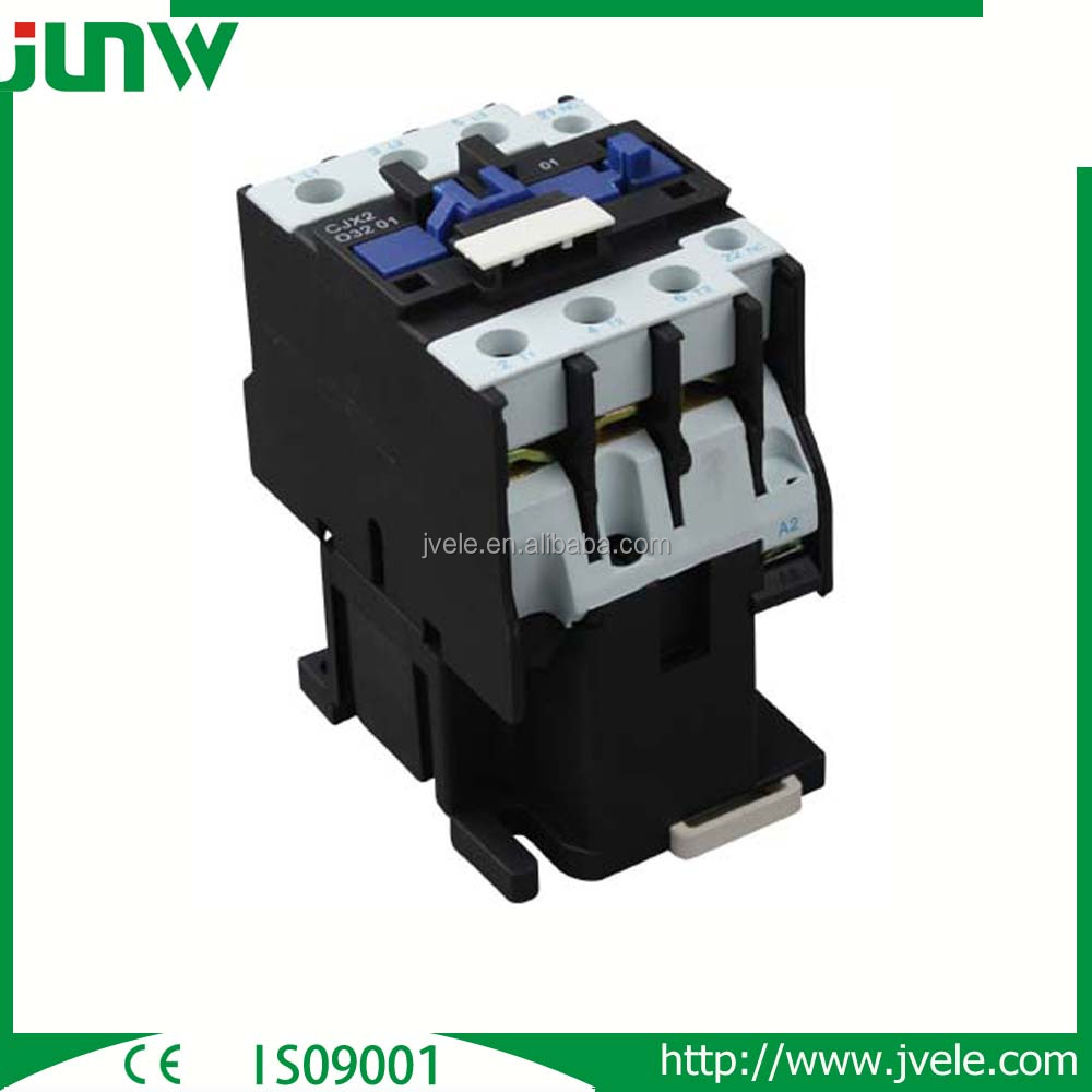 To Supply CJX2 LC1-D 3P Electric AC Contactor With CE 9A 12A 18A 25A 32A 40A 50A 65A 80A 95A