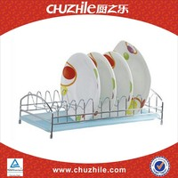 China supplier ChuZhiLe wall mounted kitchen dish storage rack supplier AB-391