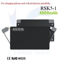 New innovative products solar mobile phone charger case 1000w power inverter with battery charger private mold RSK5-1