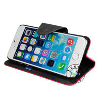 2014 hot selling defender vatop cell phone flip cover pu cover case for apple iphone 6