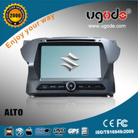 ugode car DVD for Suzuki ALTO GPS navigation player AD-8272