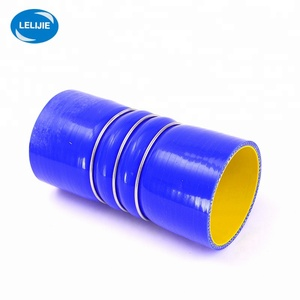 high quality heat resistant rubber hose/High temperature aramid reinforced Hump turbo silicone hose