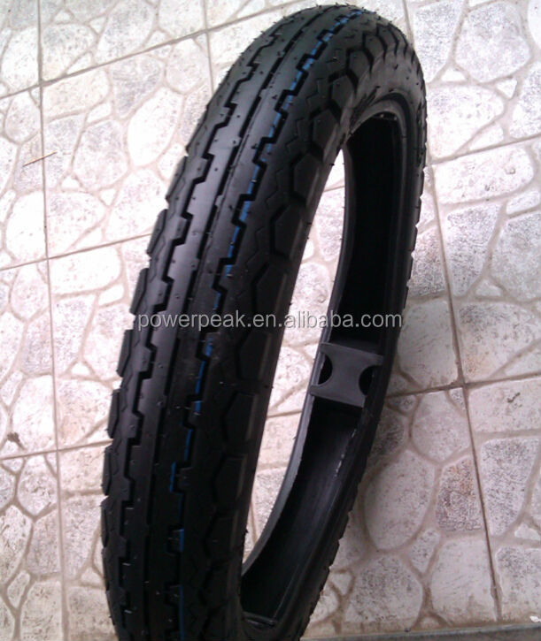 motorcycle puncture proof solid rubber tyre 90/90/18 275/18 300/18 3.60/18 110/90/16