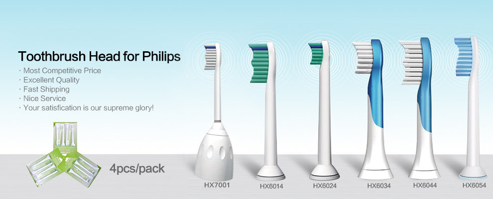 SB-17A Cheap Electric Oral Toothbrush Heads with Different Models SB17A Brush Head