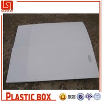 Cheapest folding correx box manufacturer in china