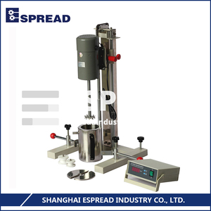 ESPREAD Factory Price ESFS400 Series 5L 8000rpm Laboratory Economic High Speed Mixer Disperser Dissolver