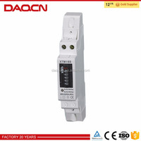 China Manufacture Professional Din Rail Digital