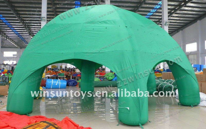 hot sale inflatable tent with LED light/inflatable party tent