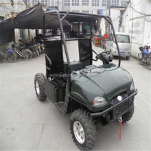 Water&oil cooled snowmobile trailer
