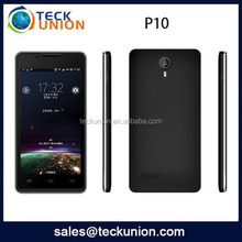 P10 4.5inch IPS touch screen andriod 4.4 GSM+WCDMA GPS low price 3G smart mobile phone