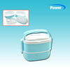 Promotional Plastic lunch box, bento box/insulated food container