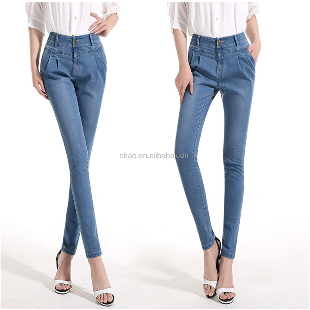 Women's Musical Note Pattern Ladies Casual Tights Stretch Skinny sex women jeans Pants