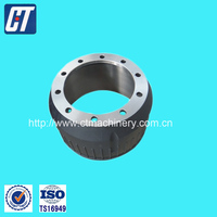 Auto Components Brake Drum for Racing Car Accessories