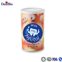 1kg can bulk xylitol crystal natural xylitol low calorie sweetener