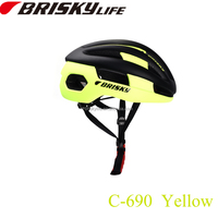 Adult bike helmet light green color helmets