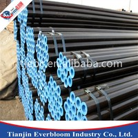 China top ten selling schedule 40 pipe wall thickness / dn500 steel pipe thickness / api 5l x 52 carbon steel pipe