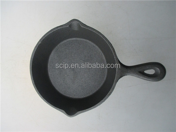 mini preseasoned skillet, non stick cast iron skillet, mini fry pan